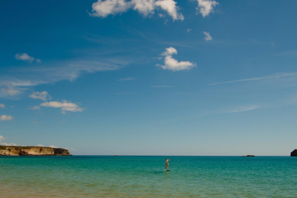 stand up paddle board portugal