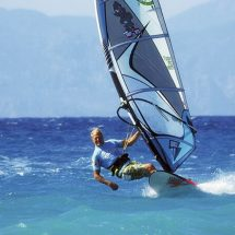 Windsurfer-Prasonisi
