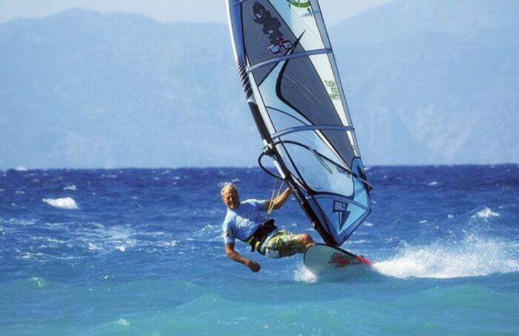 Windsurfer-Prasonisi