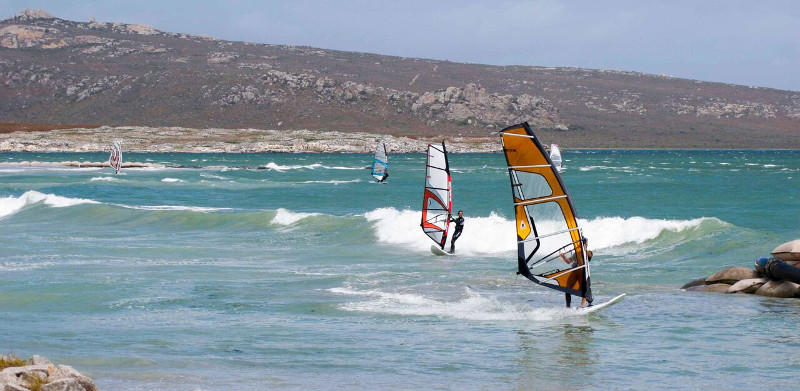 Langebaan-windsurfing