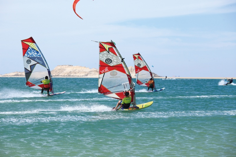 dakhla-windsurf-action