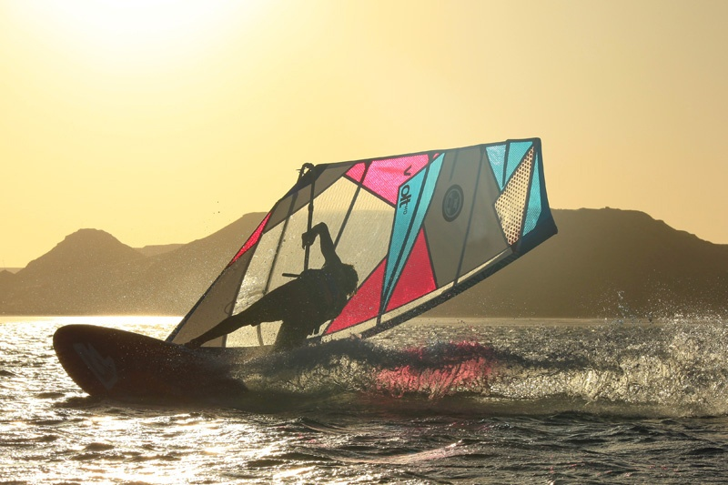 windsurf-sunset-dakhla