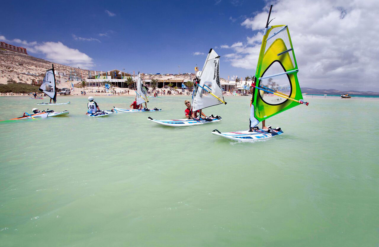 Windsurf-coaching