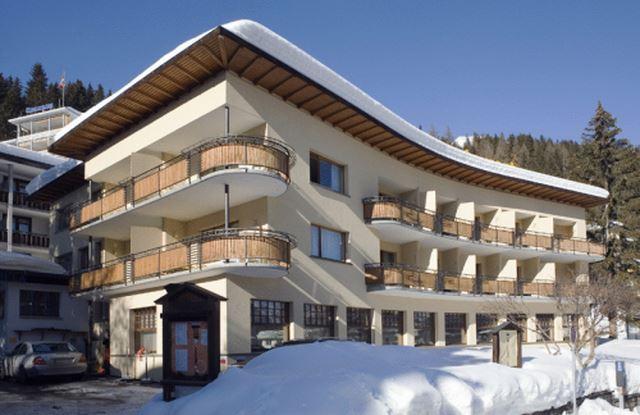 Hotels in davos  : Hotel Strela
