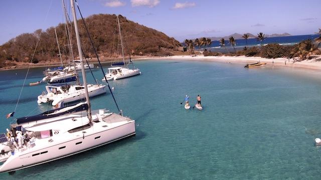 Hotels in union island  : Kitesurf Catamaran