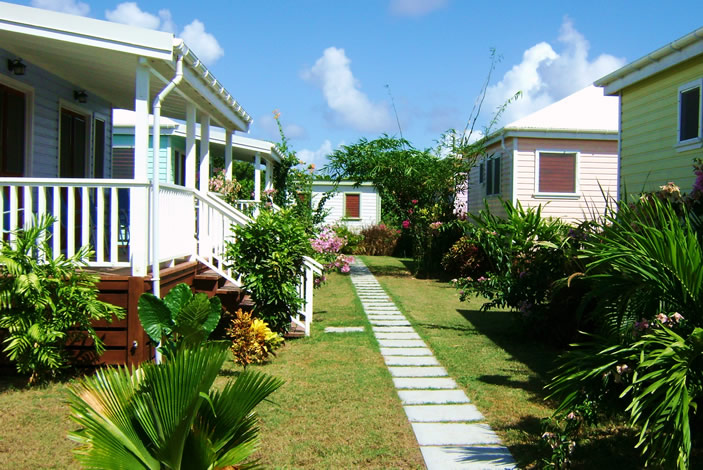 Hotels in antigua  : Dutchman's Bay Cottages