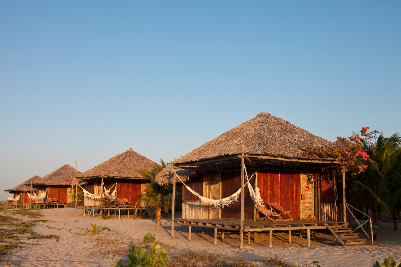 Hotels in prea and jericoacoara  :  Pousada Rancho do Peixe