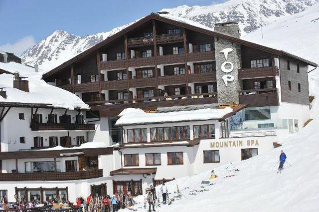 Hotels in hochgurgl  : Top Hotel