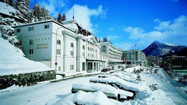 Hotels in davos  : Belvedere