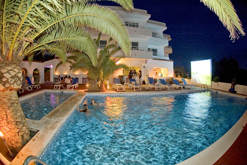 Hotels in ibiza: SUNSET POINT