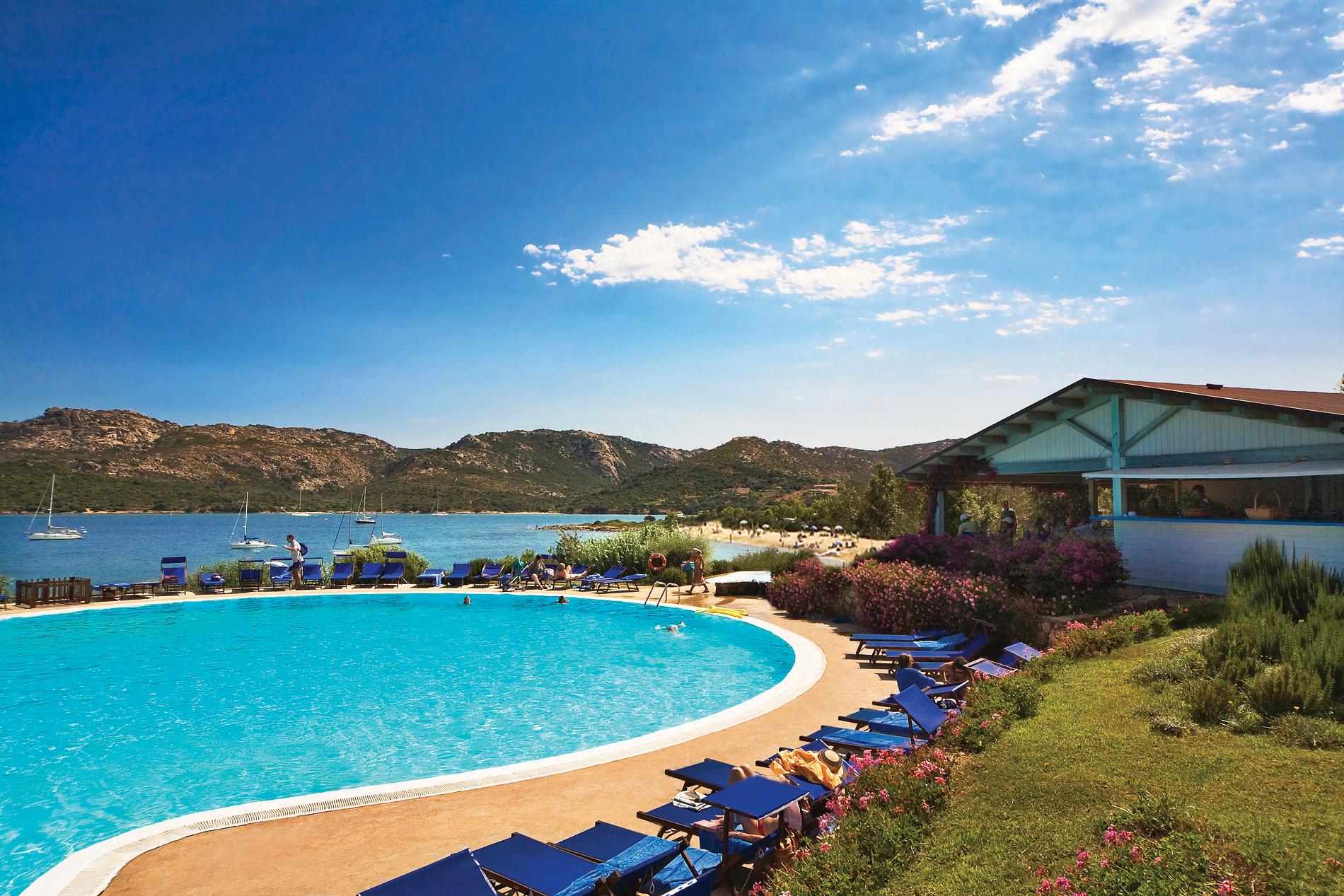 Hotels in sardinia (porto pollo)  : Park Hotel Cala Di Lepre & Spa
