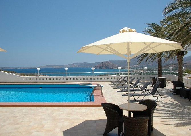 Hotels in crete  : Castri Village Aparthotel