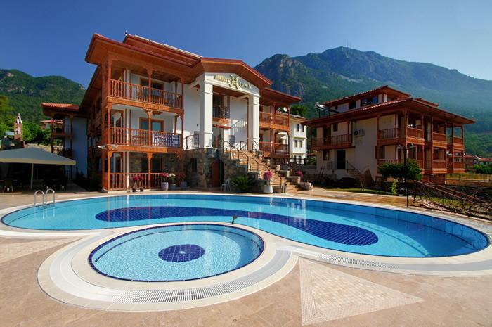 Hotels in gokova  : Mervehan Residence Gokova