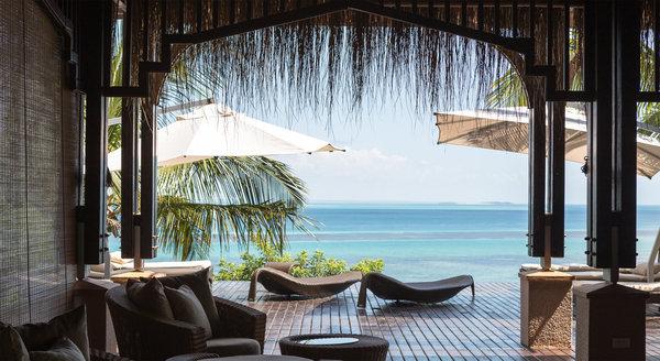 Hotels in southern mozambique  : Anantara Bazaruto Resort & Spa