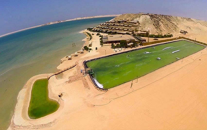 Hotels in dakhla  : Camp Dakhla