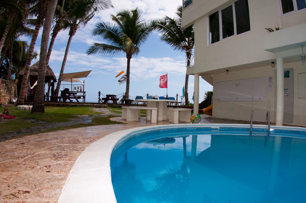 Hotels in cabarete  : The Kite Inn