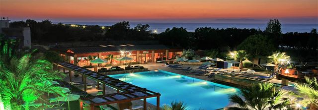 Hotels in rhodes (kremasti)  : Ocean Blue Hotel