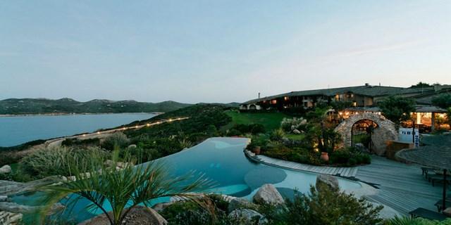 Hotels in corsica  : U Capu Biancu