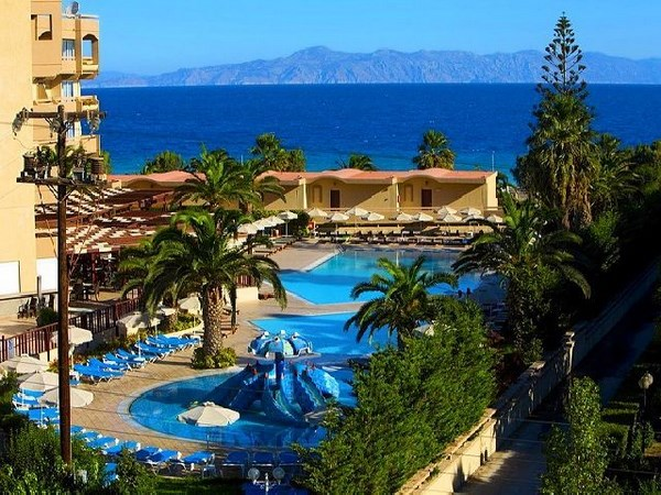Hotels in rhodes north  : Sun Beach Resort Complex