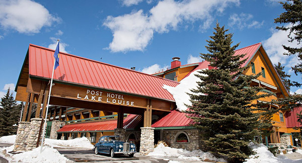 Hotels in lake louise  : Post Hotel & Spa Lake Louise