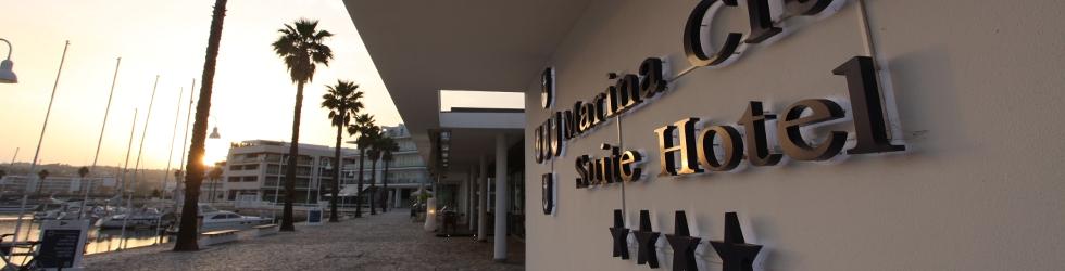 Hotels in the algarve  : Marina Club Lagos