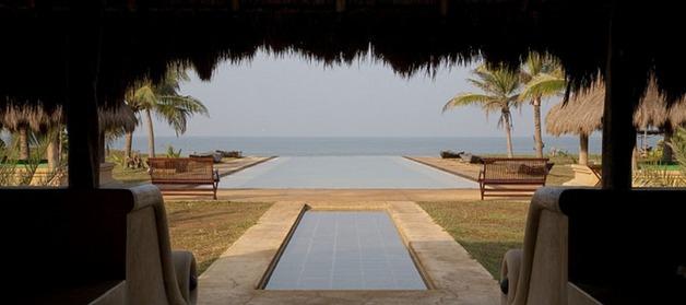 Hotels in kalpitiya  : Bar Reef Beach Resort