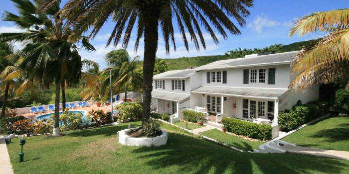 Hotels in antigua  : Dickenson Bay Cottages