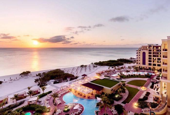 Hotels in aruba  : Ritz Carlton Hotel