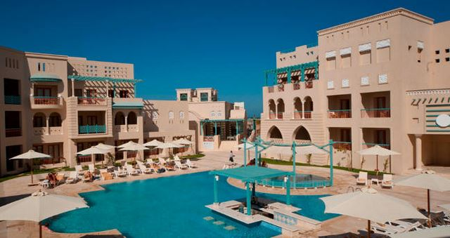 Hotels in el gouna: Hotel Mosaique