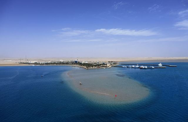 Hotels in soma bay  : Palm Royale Abu Soma