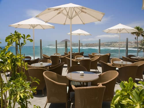 Hotels in tenerife  : Arenas del Mar Hotel