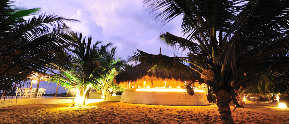 Hotels in kalpitiya  : Dolphin Beach Resort