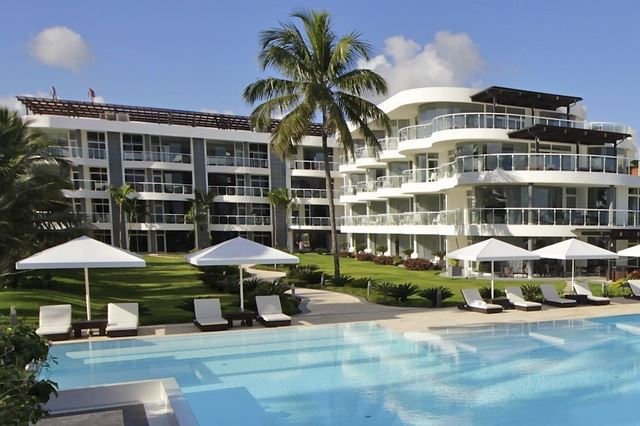 Hotels in cabarete  : Beach Front Luxury Condos