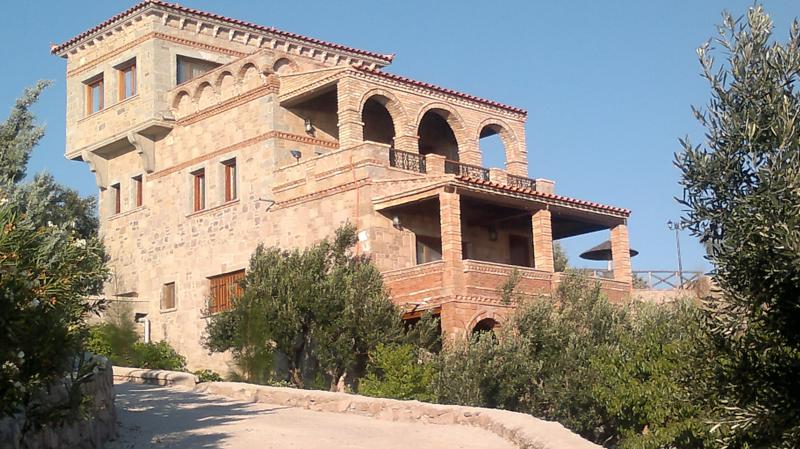 Hotels in lesvos  : Sigri Towerhouse