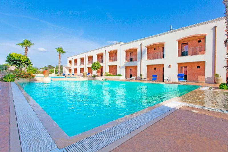 Hotels in sicily  : Delfino Beach Hotel