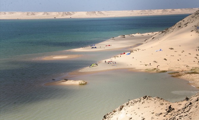 Hotels in dakhla  : Ocean Vagabond