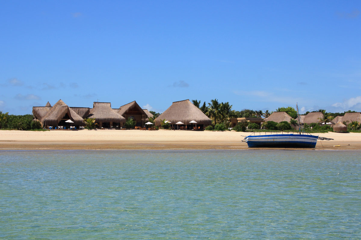 Hotels in southern mozambique  : Azura Benguerra