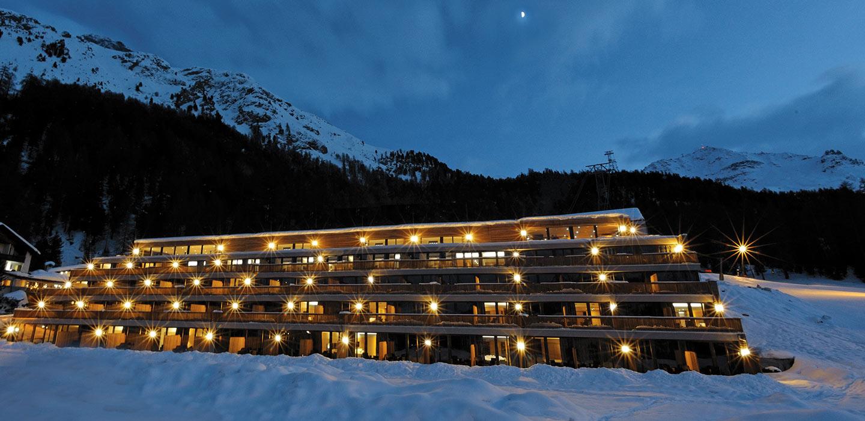 Hotels in st moritz  : Nira Alpina