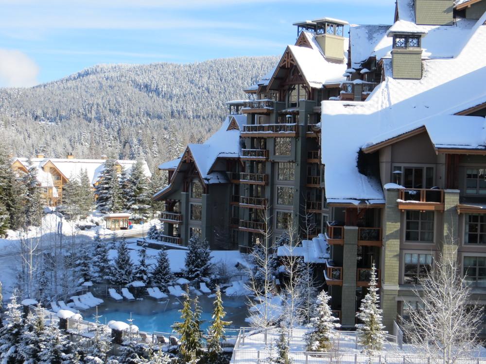 Hotels in whistler  : Four Seasons Resort Whistler