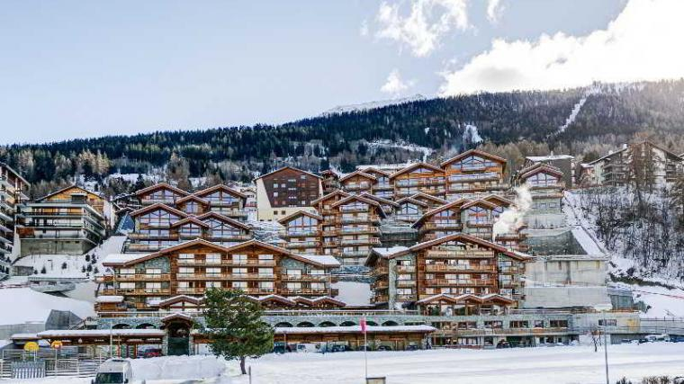 Hotels in nendaz  : Hotel Nendaz 4 Vallees and Spa