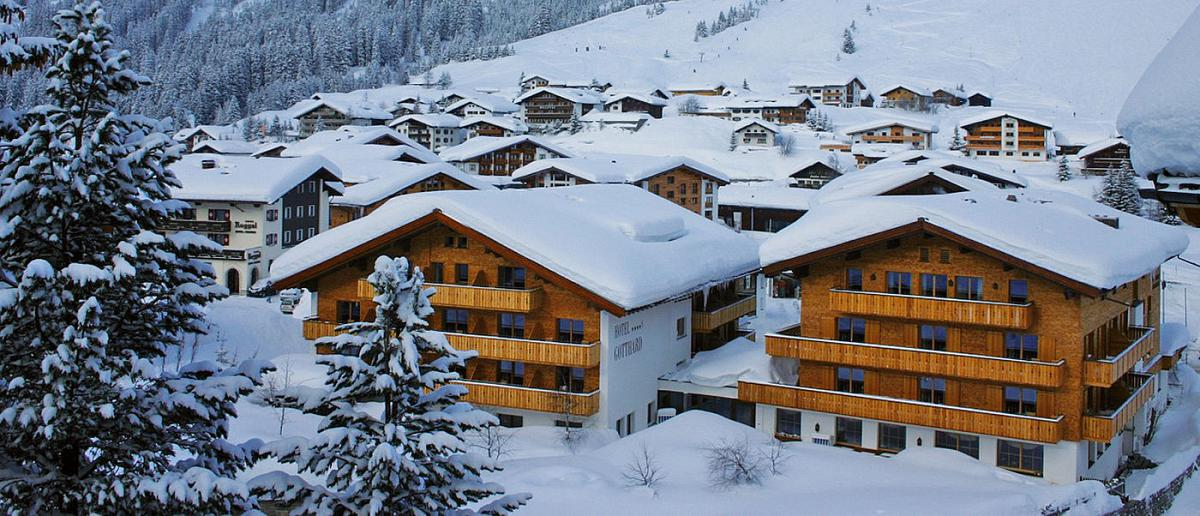 Hotels in lech  : Gotthard