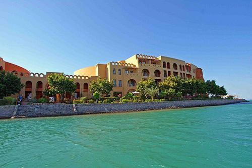 Hotels in el gouna  : Three Corners Ocean View