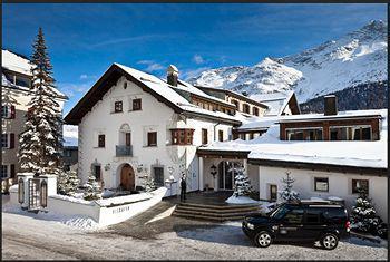 Hotels in st moritz  : Hotel Giardino Mountain