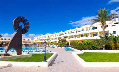 Hotels in lanzarote (costa teguise)  : Santa Rosa Apartments
