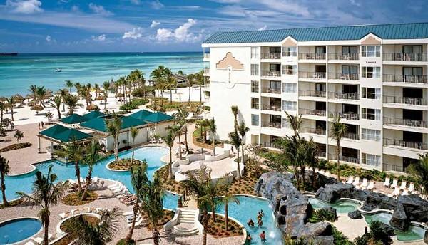 Hotels in aruba  : Aruba Marriott
