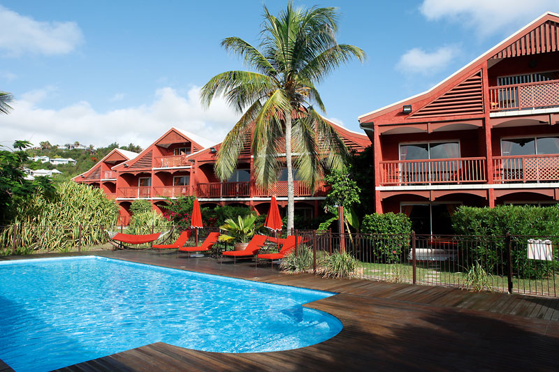 Hotels in st martin  : Palm Court