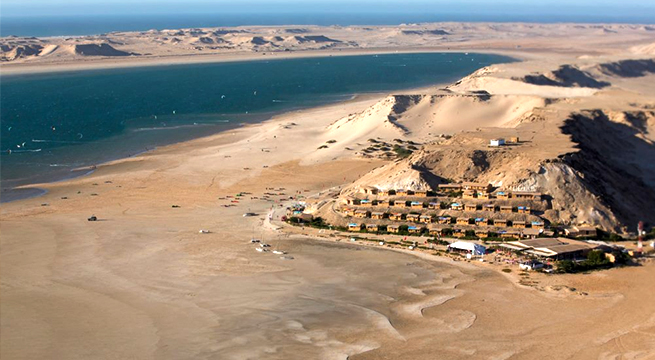 Hotels in dakhla: Camp Dakhla