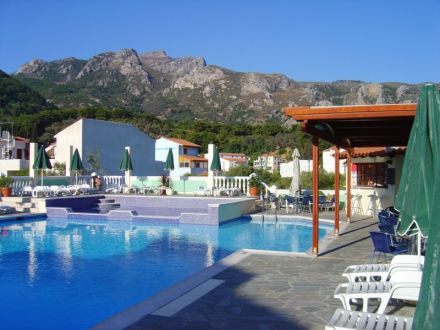 Hotels in samos  : Athena Beach Hotel