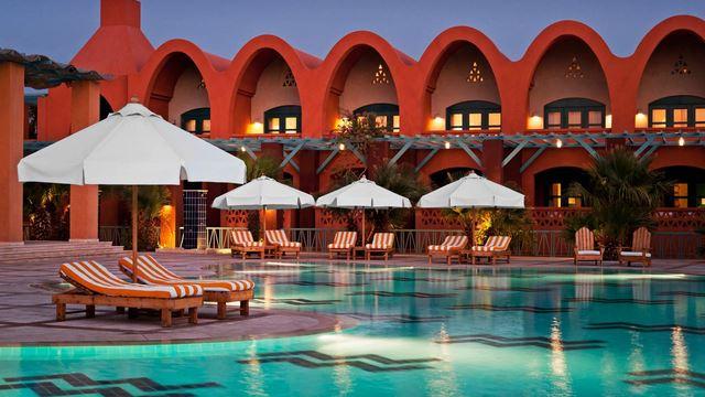 Hotels in el gouna  : Sheraton Hotel