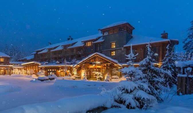 Hotels in whistler  : Nita Lake Lodge (Whistler Creekside)
